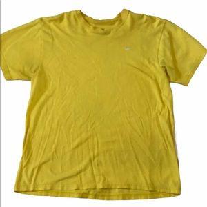 Yellow Oversized Vintage Nike Shirt